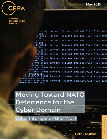 NATO Cyber Deterrence cover